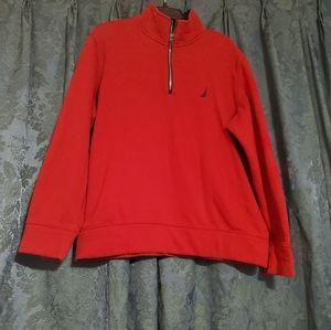 Nautica Mens jacket is size Large